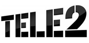 Логотип компании TELE2.