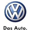 Логотип компании Volkswagen.